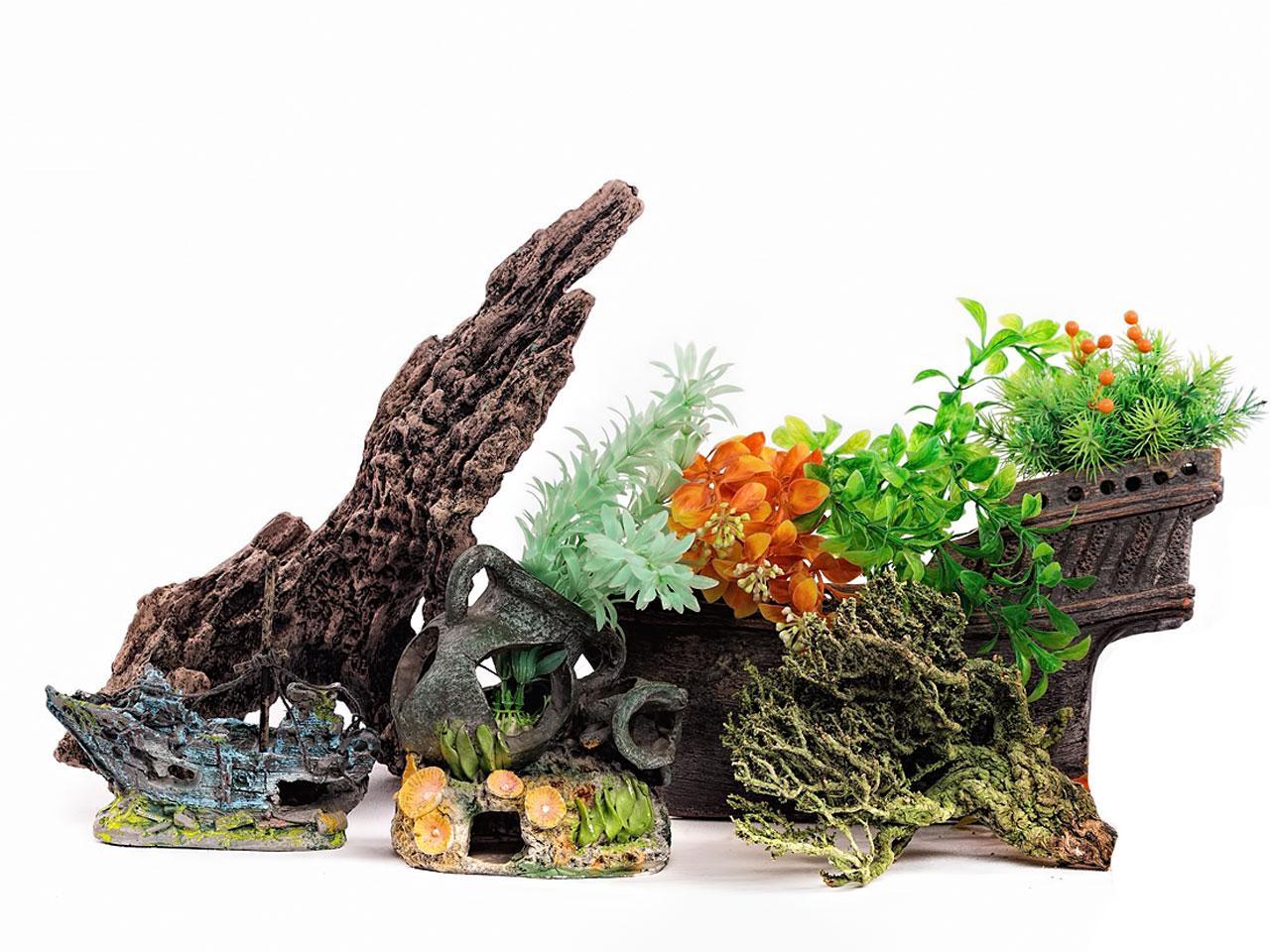Aquariumdekoration
